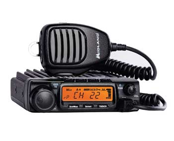 General Mobile Radio Service - GMRS