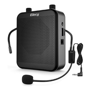 Giecy Portable Bluetooth Voice Amplifier