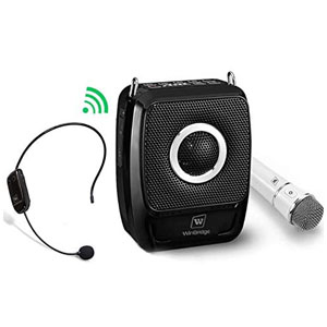 W WINBRIDGE Portable PA System