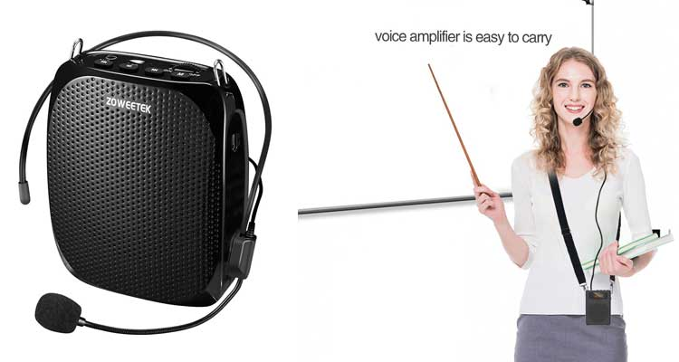 Best Voice Amplifier for Teachers