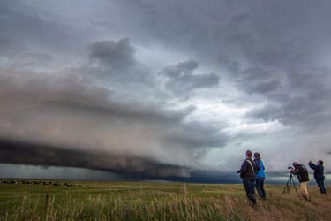 What Are Storm Chasing Sessions Like?