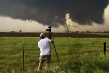What Is a Storm Chaser?