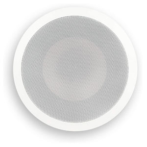 Micca M-8C 2-Way in Ceiling in Wall Speaker, 8 Inch Woofer, 1-Inch Pivoting Silk Dome Tweeter