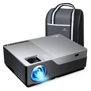 VANKYO Performance V600 Native 1080P LED, HDMI Projector with Display