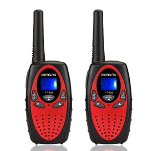 Retevis RT628 Long Range Walkie Talkies for 3-14 Years Old Boy and Girls