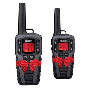 Uniden Up to 50 Mile Range FRS Two-Way Radio W/Dual Charging Cradle