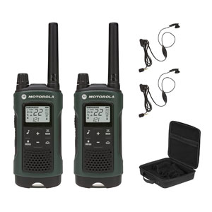 Motorola Talkabout T465 Rechargeable Two-Way Radio