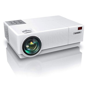 YABER Upgrade LED Home Theater Projector