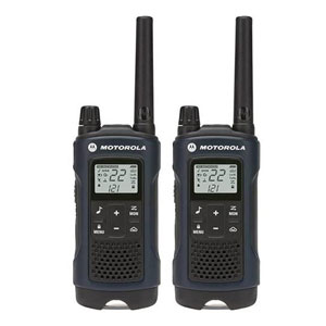 22-Channel Weatherproof 35 mile Range Two Way Radio