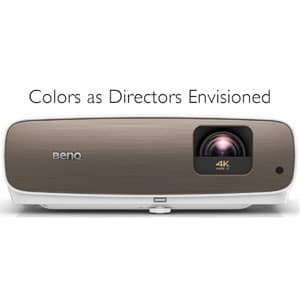 BenQ HT3550 4K Home Theater Projector with HDR10 and HLG 3 Year Industry Leading Warranty