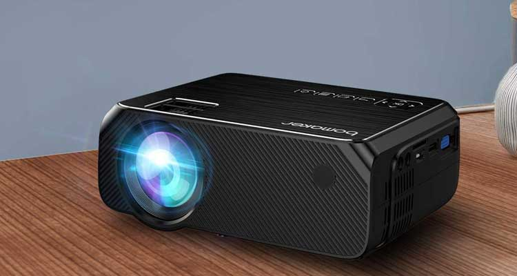 best projector with speakers