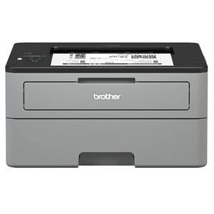 B&W Laser Printer | Brother Wireless Printing, Duplex Two-Sided Printing