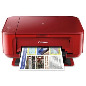 Canon PIXMA with Mobile and Tablet Printing | Printer For Dorm Room