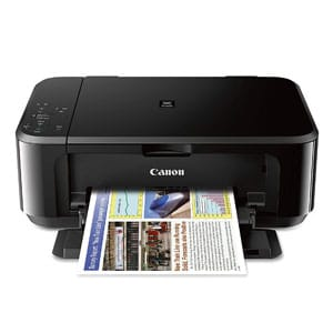 Canon Wireless Printer with Mobile and Tablet Printing