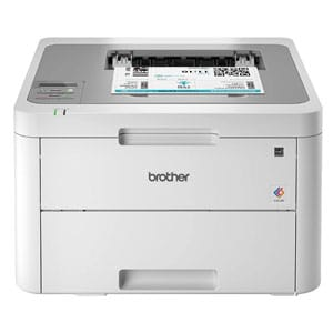 Digital Color Laser Printer For Printing Labels with Wireless