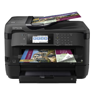 Epson WorkForce Large Format Photo Printer, Wireless, Wi-Fi