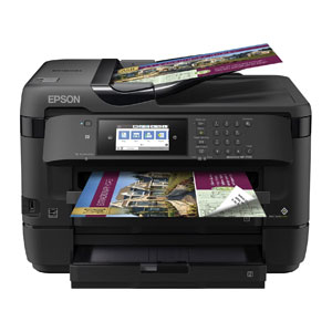 Epson Inkjet Printer For Sublimation | Wireless with Copy, Scan, Fax, Wi-Fi