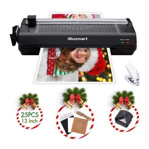 Blusmart Home Laminating Machine with Paper Cutter, Corner Rounder