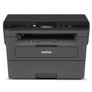Brother Compact Monochrome Laser Printer Duplex Two-Sided Printing