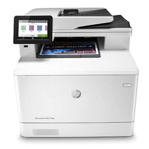 HP Color LaserJet Pro Printer For Cardstock Invitations with Wireless