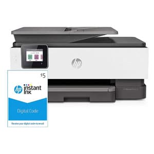 HP Pro 8025 Wireless Printer For College Student | All-in-One