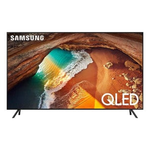 Samsung Flat 82-Inch QLED 4K Ultra HD Smart TV For Bright Rooms with HDR