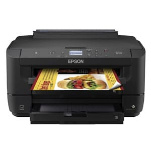 WorkForce Wireless Large Format Printers For Photographers with Wi-Fi