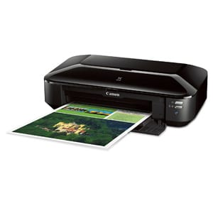 Canon Pixma Printer For 110 lb Cardstock, Wireless with AirPrint