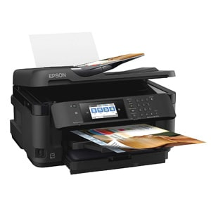 Epson Wireless Printer For Cricut Print And Cut with Copy, Scan, Fax