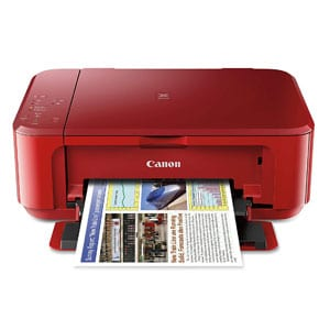 Canon Wireless Printer For Dorm Room with Mobile and Tablet Printing