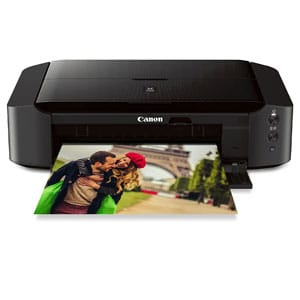 Canon Wireless Printer For Heavy Cardstock, AirPrint and Cloud Compatible