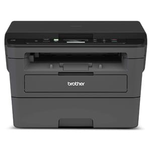 Duplex Scanner Printer, Flatbed Copy & Scan, Wireless, Two-Sided Printing