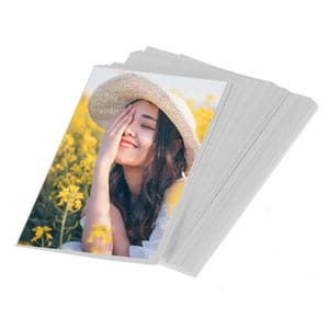 Liwute Glossy Photo Paper Both Sides 200gsm For Laser Printer